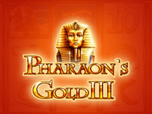 Pharaohs Gold III в клубе онлайн
