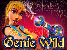 Азартный слот Genie Wild