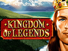 Kingdom of Legends – слот с джек-потом в казино