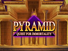 Игровой автомат Pyramid: The Quest For Immortality