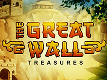 Играть онлайн в автомат The Great Wall Treasure от EvoPlay